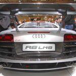 Audi R8 LMS rear Essen