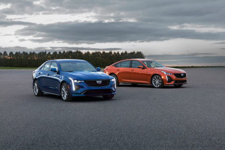 Cadillac CT4-V & CT5-V: Meet Two Beautiful (And Powerful) Twins 19