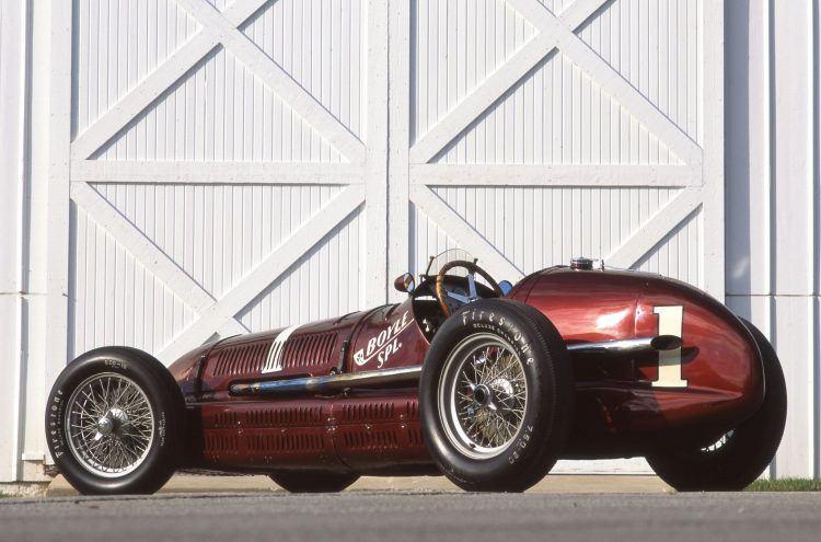 Indy winning Maserati 0003