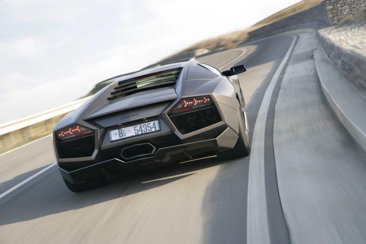 Lamborghini Reventon rear