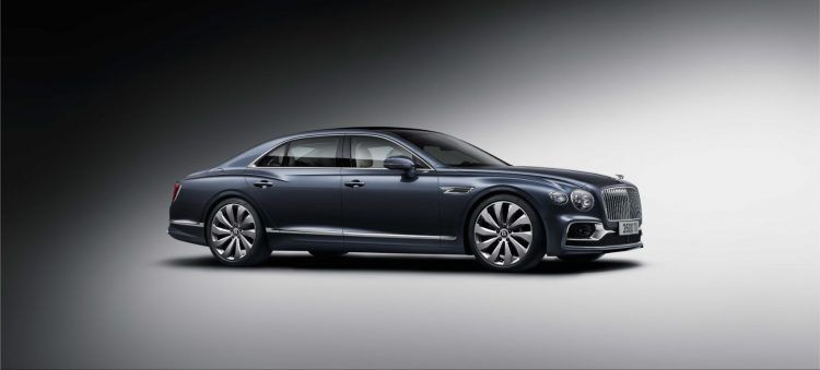 New Bentley Flying Spur 1