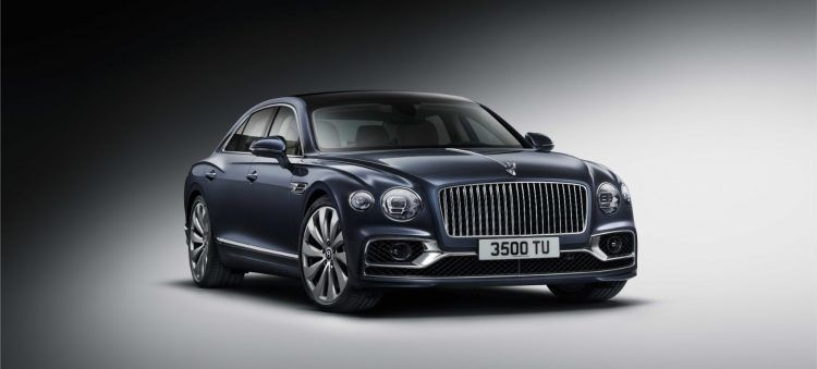 New Bentley Flying Spur 2