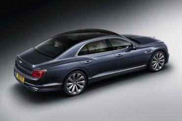New Bentley Flying Spur 5