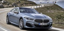 2020 BMW 8 Series Gran Coupe: When Having Four Doors Is More Fun
