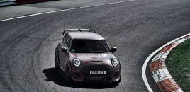Mini John Cooper Works GP: Prototype Testing On The Nürburgring
