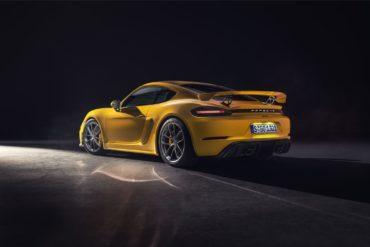 2020 Porsche 718 Cayman GT4: Flat-Sixes & Perfect 10s 25
