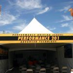 Performance 201 tent