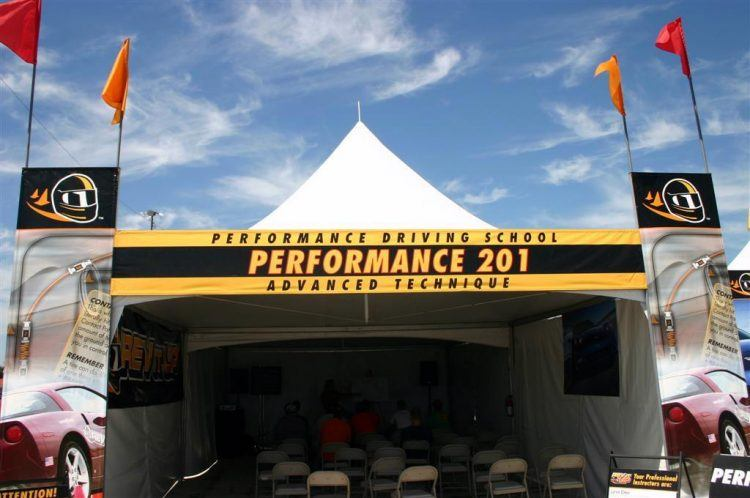 Performance 201 tent