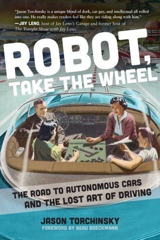 Robot, Take the Wheel cover