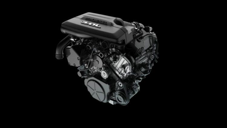 ram ecodiesel engine