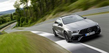 19C0442 059 source 370x180 - 2020 Mercedes-AMG CLA 45: Compact Benz Packs A Mean Punch