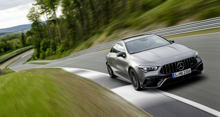 19C0442 059 source 750x400 - 2020 Mercedes-AMG CLA 45: Compact Benz Packs A Mean Punch