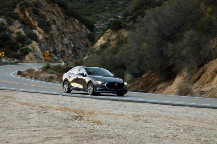 2019 Mazda3 Sedan 25