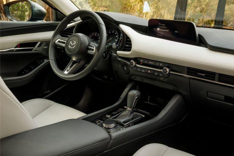 2019 Mazda3 Sedan 44