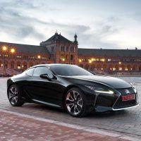 2019 Lexus LC 500h 001 D95A2AF32765CD67AA22606657859B73E217BC05 200x200 - 2019 Lexus LC 500h Review: Ideal Blend Between Performance & Luxury