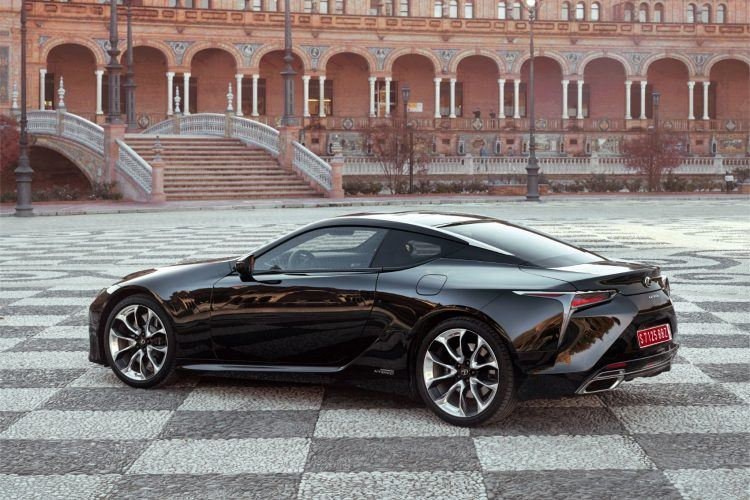 2019 Lexus LC 500h Review: Ideal Blend Between Performance & Luxury 16