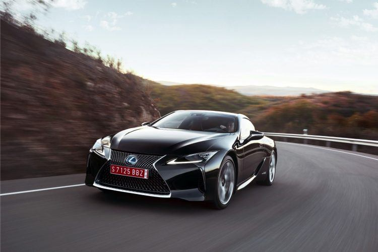 2019 Lexus LC 500h Review: Ideal Blend Between Performance & Luxury 19