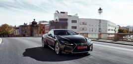2019 Lexus LC 500h Review: Ideal Blend Between Performance & Luxury
