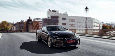 2019 Lexus LC 500h 014 C39FF2D8827C04677102F7441B3D15782966CC4D 370x180 - 2019 Lexus LC 500h Review: Ideal Blend Between Performance & Luxury
