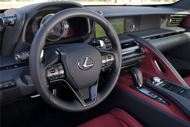 2019 Lexus LC 500h 033 64F3C386CB0BD685EAB8E99772966E087EF85256
