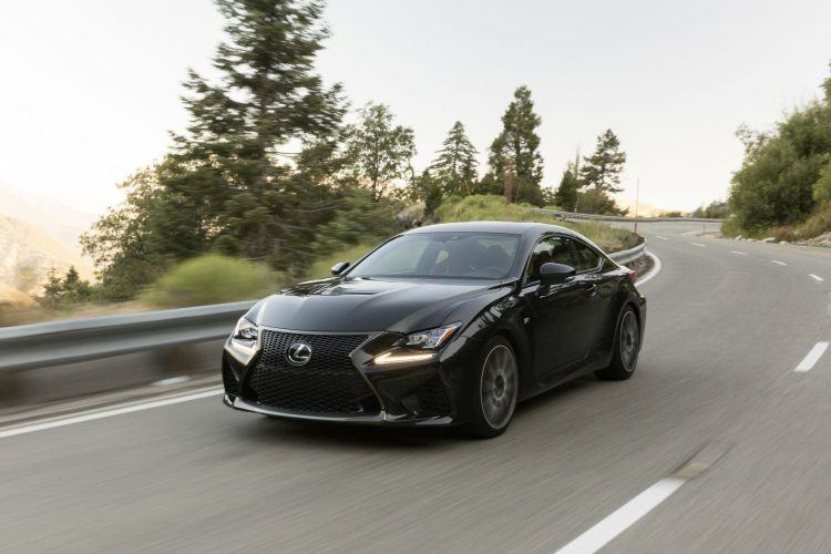 2019 Lexus RC F Review: Come For The Luxury, Stay For The Soundtrack 19