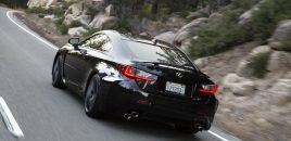 2019 Lexus RC F Review: Come For The Luxury, Stay For The Soundtrack
