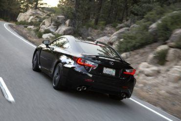 2019 Lexus RC F Review: Come For The Luxury, Stay For The Soundtrack 23
