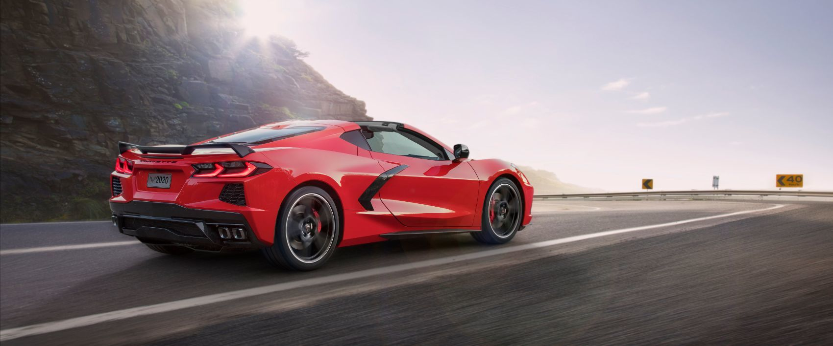 2020 Chevrolet Corvette Stingray 001