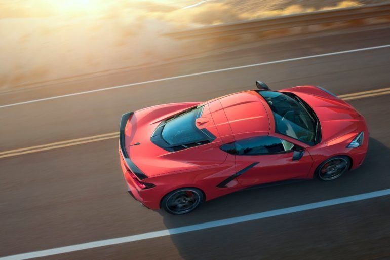 2020 Chevrolet Corvette Stingray 006