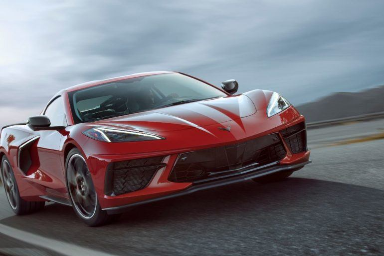 2020 Chevrolet Corvette Stingray 007