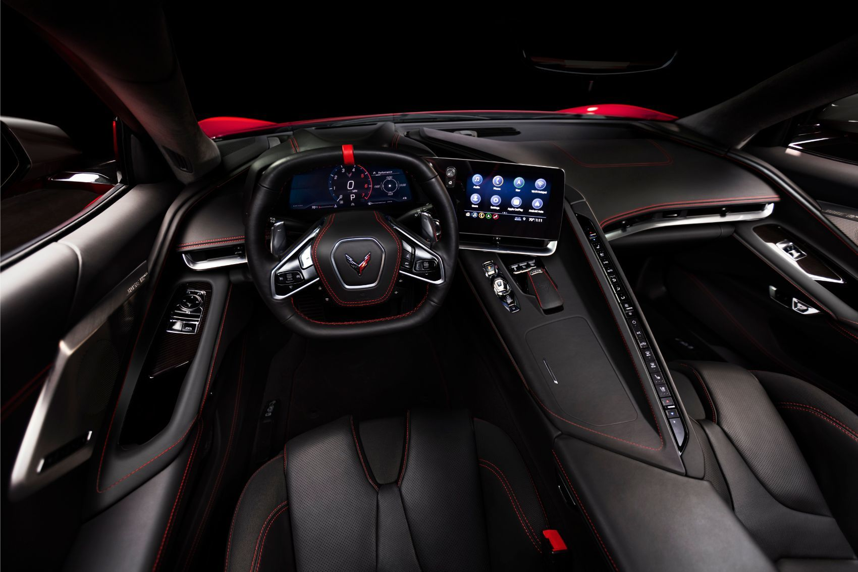 2020 Chevrolet Corvette Stingray 012
