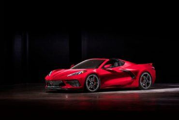 2020 Chevrolet Corvette Stingray 045