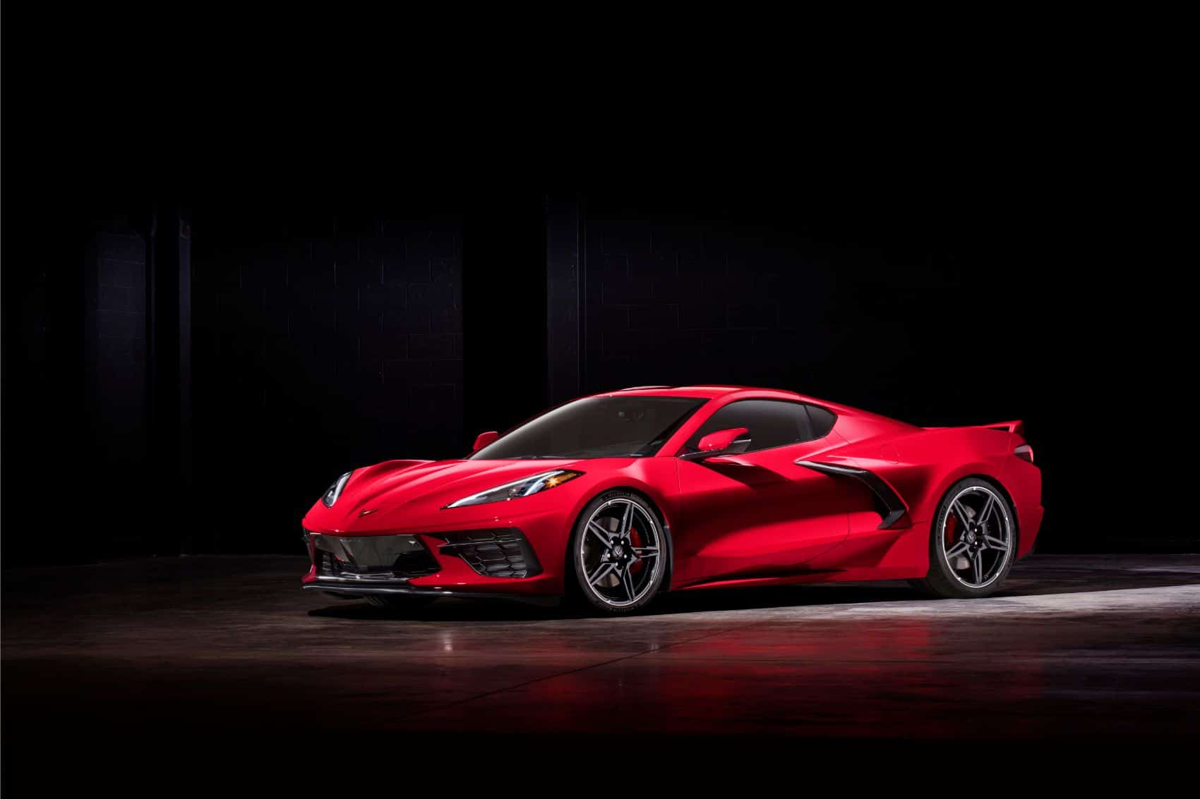 2020 Chevy Corvette Stingray: Finally, The Mid-Engine Vette