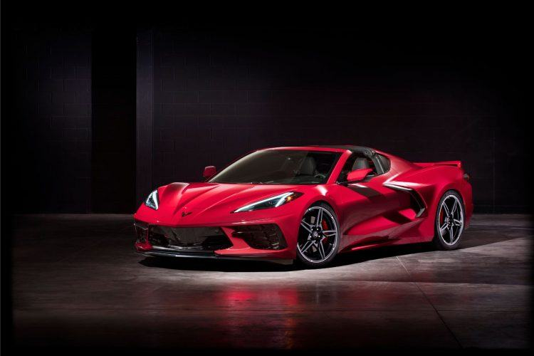 2020 Chevy Corvette Stingray: Finally, The Mid-Engine Vette  2