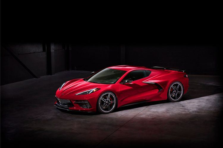 2020 Chevy Corvette Stingray: Finally, The Mid-Engine Vette  1