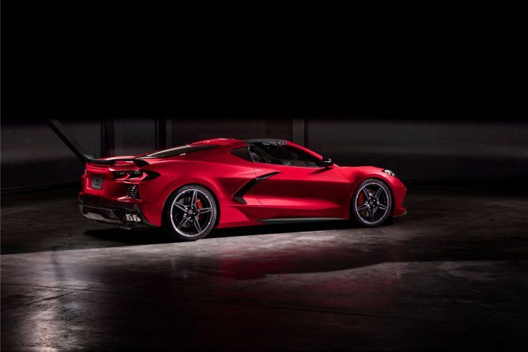 2020 Chevrolet Corvette Stingray 056