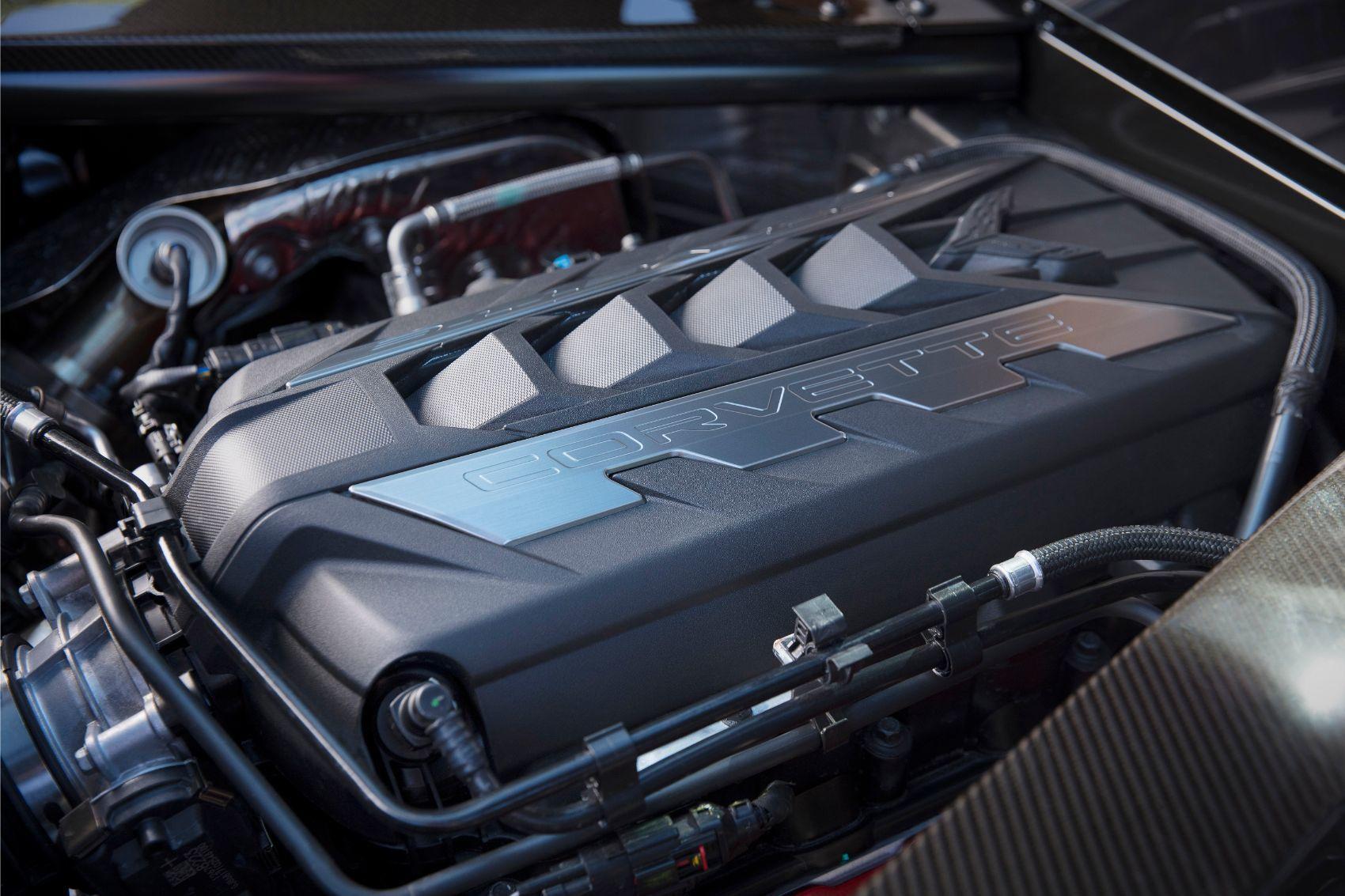 2020 Chevy Corvette Stingray: The Right Drivetrain, Right ...