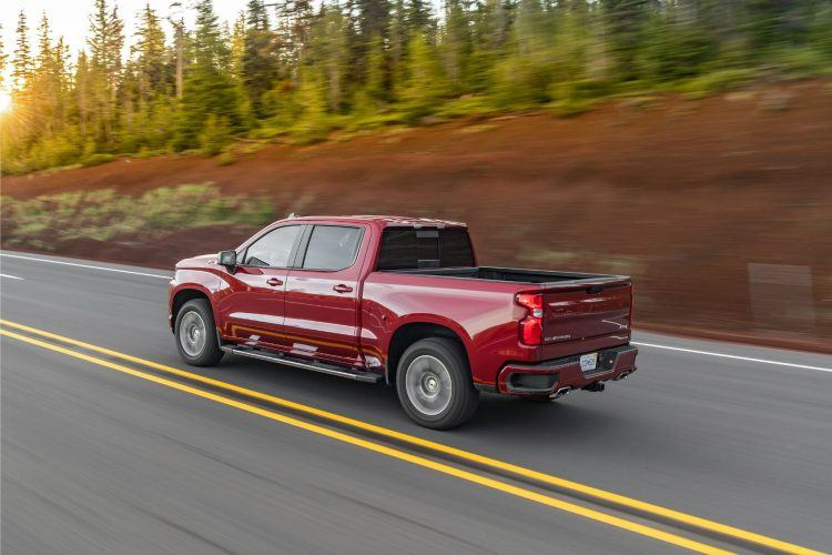2020 Chevrolet Silverado Diesel 088