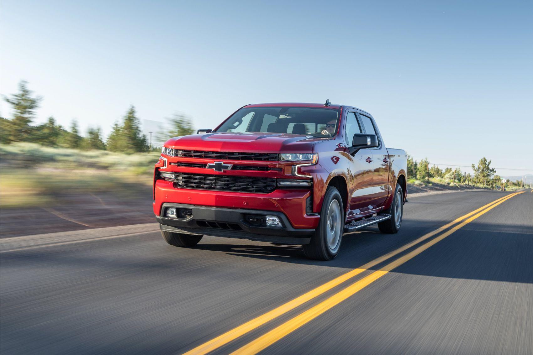 2020 Chevrolet Silverado Diesel 100