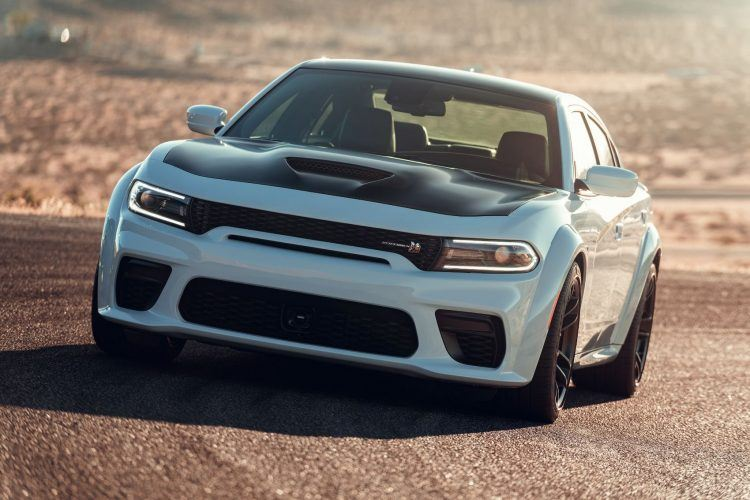 2020 Dodge Charger Scat Pack Widebody 2