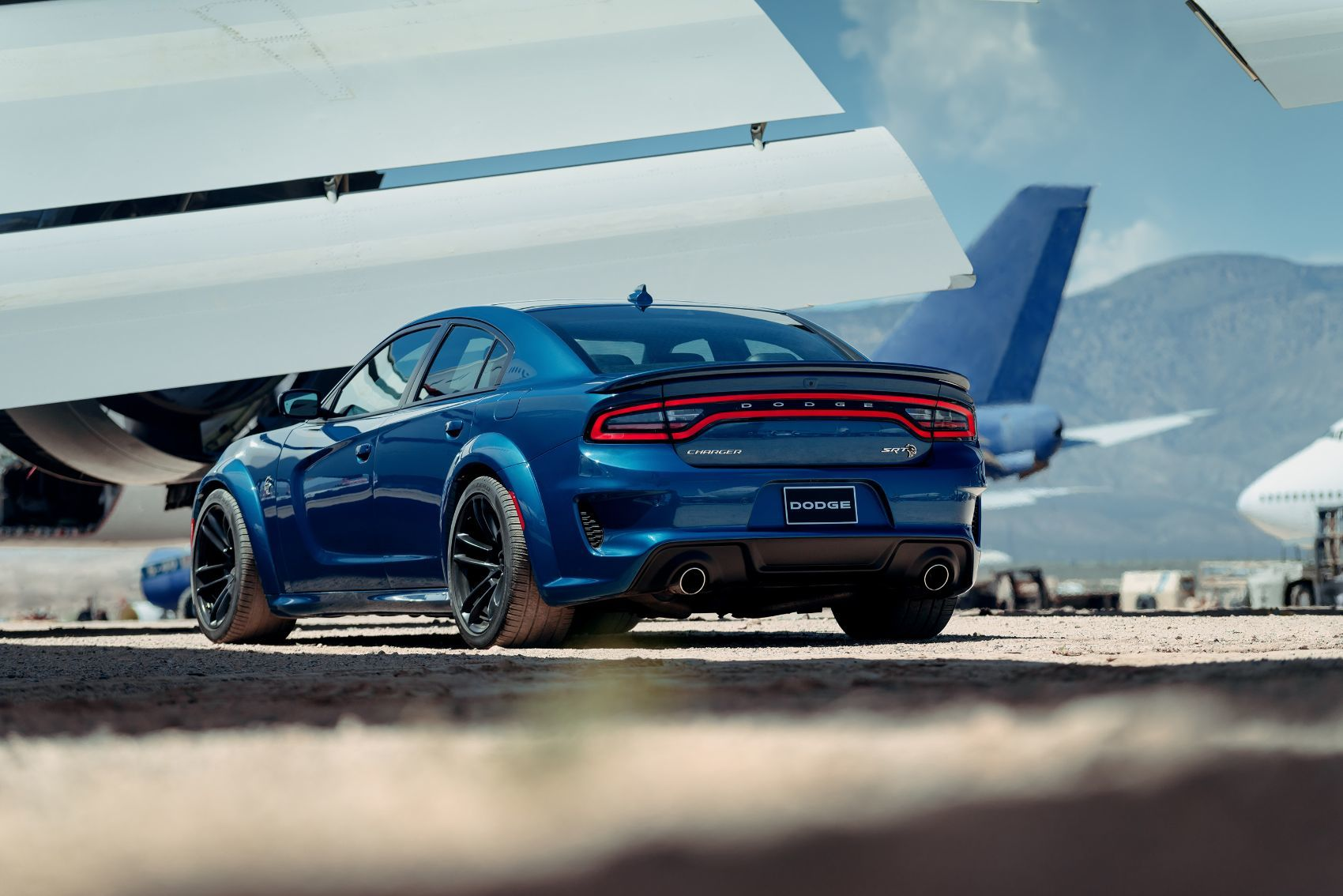 2020 Dodge Charger Scat Pack Widebody 3