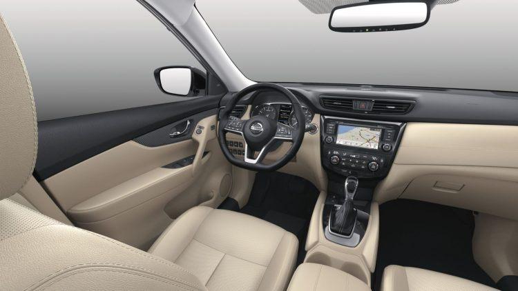 2020 Nissan Rogue INT Light source 1