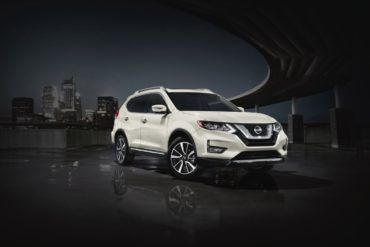2020 Nissan Rogue White source 1