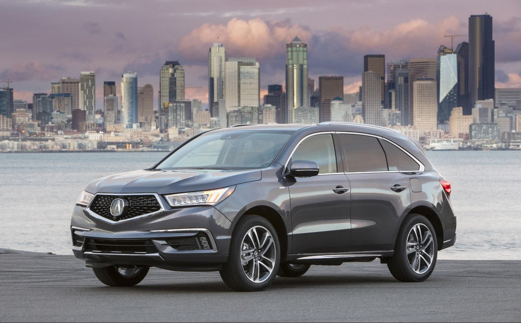 2020 Acura MDX Overview