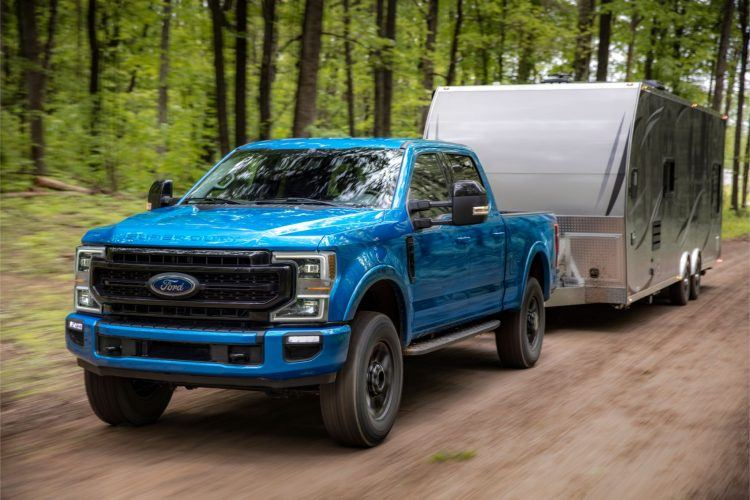 2020 Ford Super Duty: The Workhorse For The City of Tomorrow 17