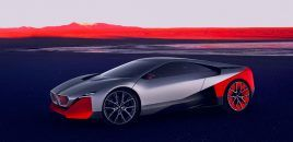 BMW Vision M Next: This Concept Redefines The Autonomous Car