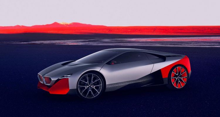 BMW Vision M NEXT 3 750x400 - BMW Vision M Next: This Concept Redefines The Autonomous Car