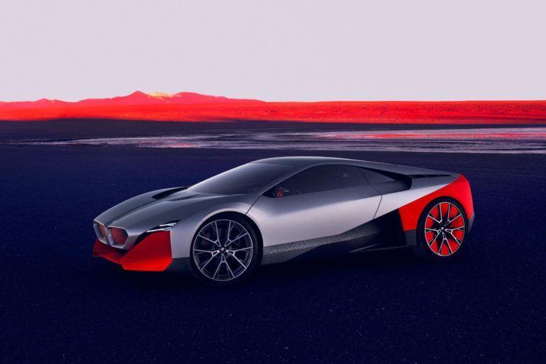 BMW Vision M NEXT 3