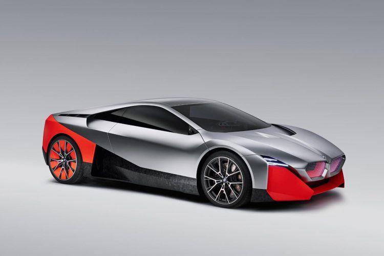 BMW Vision M NEXT 9