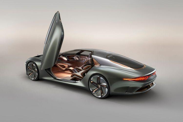 Bentley EXP 100 GT 1